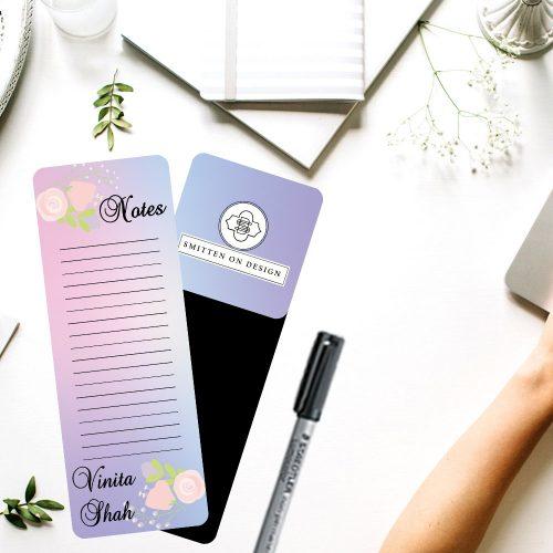Rewritable Bookmark